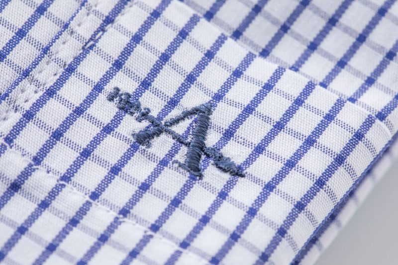 juiste stof overhemd