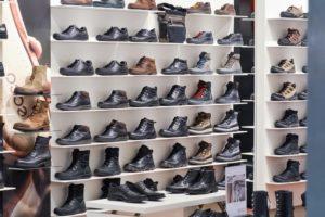 kopen van schoenen