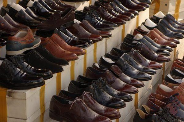 Schoenen kopen mannen