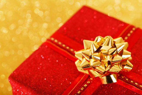 kerstpakket voor haar