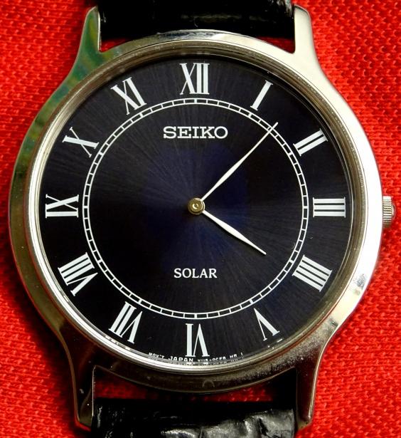 solar horloge