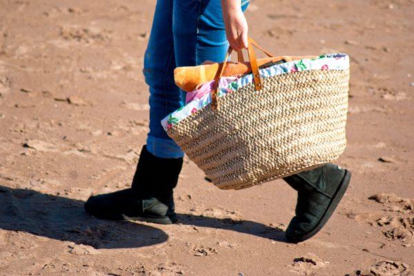 Vergroot uw naamsbekendheid met een strandtas