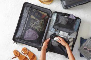 Reizen met weinig bagage was nog nooit zo makkelijk