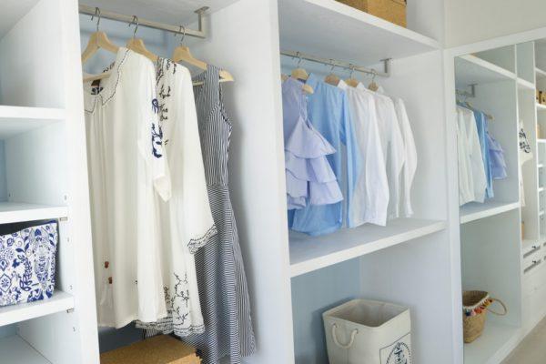 3 handige opbergtips voor een kleine slaapkamer