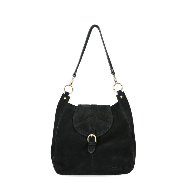 tas in een neutrale kleur met een professioneel design