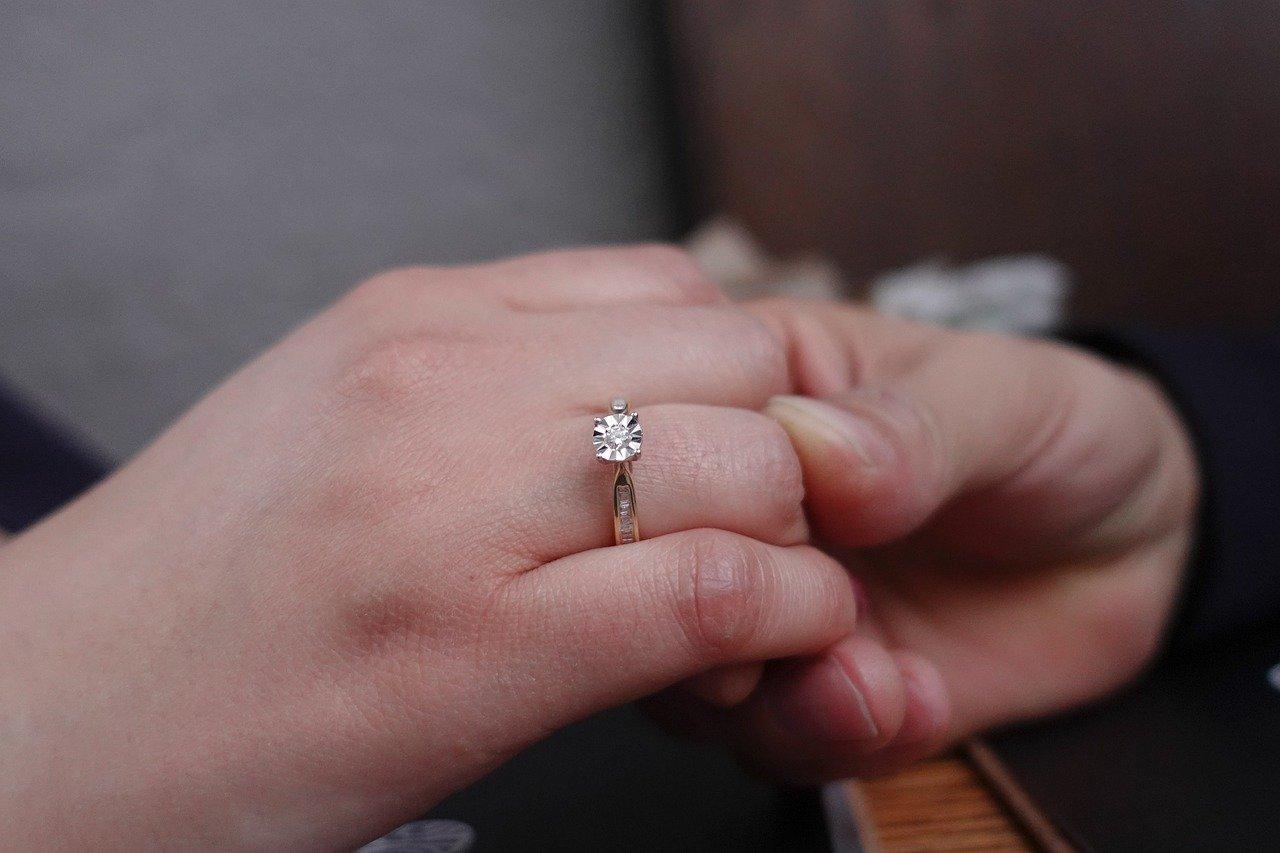 maat verlovingsring
