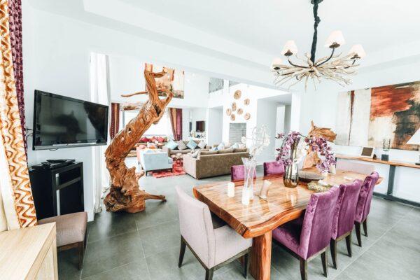 Comfort en stijl in je eetkamer