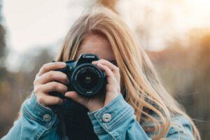 Een greep uit het assortiment fotocamera's van Kamera Express